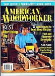 American Woodworker - October 1996