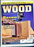 Wood Magazine -  November 1998