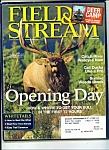 Field & Stream -  October 2006