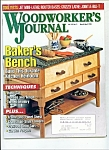 Click here to enlarge image and see more about item M3150: Woodworker's journal - March, April 1998