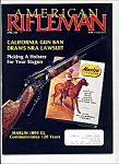 American Rifleman- April 1990