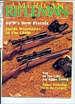 American Rifleman- January 1989