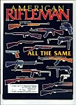 American Rifleman-  April 1989