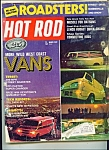 Hot Rod magazine - March 1972