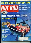 Hot Rod Magazine -  May 1972