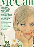 Click here to enlarge image and see more about item M3311: McCall's Magazine - May 1963