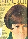 Click here to enlarge image and see more about item M3328: McCall's Magazine - September 1966