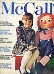Click here to enlarge image and see more about item M3331: McCall's Magazine -  August 1968