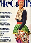Click here to enlarge image and see more about item M3334: McCall's magazine -  June 1970