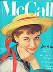 Click here to enlarge image and see more about item M3340: McCall's magazine - July 1954