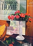Click here to enlarge image and see more about item M3348: American Home - March 1954