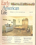 Click here to enlarge image and see more about item M3365C: Early American Life -  June 1976