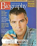 Biography magazine -  June 2000
