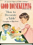 Good Housekeeping - October 1951