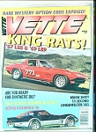 Click here to enlarge image and see more about item M3402: Vette King rats magazine -  Marcxh 1991
