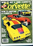 Click here to enlarge image and see more about item M3403: Corvette - Hot road magazine -  No. 4