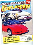 Click here to enlarge image and see more about item M3405: Corvette fever -   April 1991