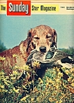 The Sunday Star magazine -  November 30, 1958