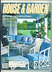 House & Garden- March 1982