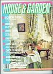 House & Garden - September 1982