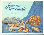 Click to view larger image of Jewel box butter cookies -Pillsbury's best flour - cook (Image1)