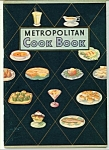 Click to view larger image of Metropolitan Insurance cook book (Image1)