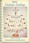 Christmas Greetins 1955 - Michigan Colsolidated Gas com