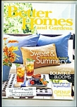 Better Homes and Gardens - June 2004