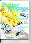 Better Homes and gardens - August 2004