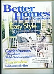 Better Homes and Gardens -  April 2005