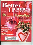 Better Homes and Gardens - February 2005
