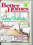 Better Homes and Gardens - May 2005