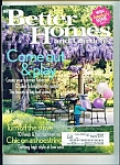 Better Homes and Gardens -   June 2005