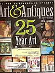 Click here to enlarge image and see more about item M3651B: ART  & ANTIQUES  magazine -  summer 2003