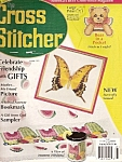 The Cross Stitcher magazine-  August 1996