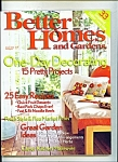 Better Homes and Gardens - August 1941