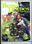 Better Homes and Gardens -  December 2003