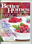 Better Homes and Gardens - August 2003