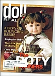 Click here to enlarge image and see more about item M3731: Doll Reader - October 2004