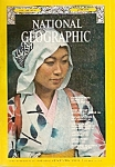 National Geographic magazine -  June 1976