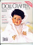 Click to view larger image of Doll Crafter - February 1996 (Image1)