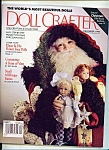 Click here to enlarge image and see more about item M3804: Doll Crafter -  December 1995