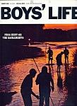 Boys' Life Magazine - August 1968