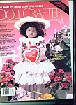 Click here to enlarge image and see more about item M3846: Doll Crafter -  July-August 1989
