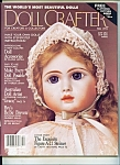 Click to view larger image of Doll Crafter - February 1992 (Image1)