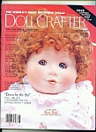 Click to view larger image of Doll Crafter -  August 1990 (Image1)