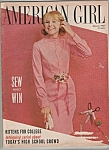 Click here to enlarge image and see more about item M3880: American Girl - January 1966 - TERRY SMITH  (model)
