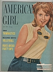Click here to enlarge image and see more about item M3882: American Girl -  April 1966