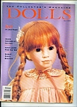 Click here to enlarge image and see more about item M3897: Dolls Magazine -  July 1993