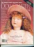 Click here to enlarge image and see more about item M3909: Doll Crafter -  July 1990